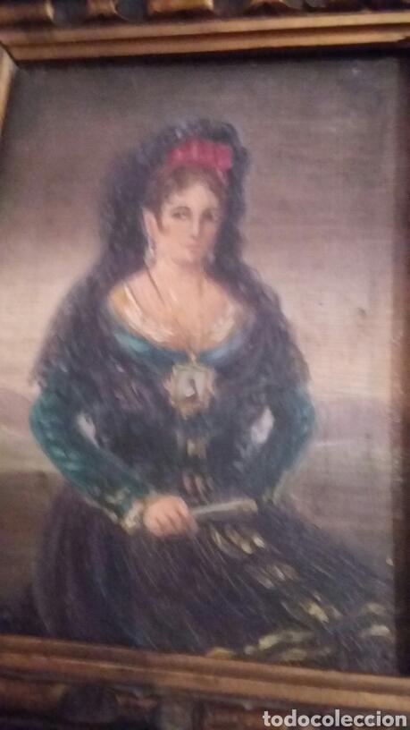 Arte: Pareja de cobres del siglo XVIII con marcos flamencos - Foto 4 - 142687418