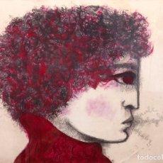 Arte: M. REQUENA - TECNICA MIXTA. Lote 142780842