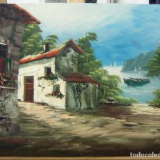 Arte: OLEO SIN FIRMAR. Lote 142802422