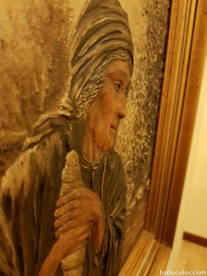 Arte: Cuadros /pareja de ancianos - Foto 3 - 143209146