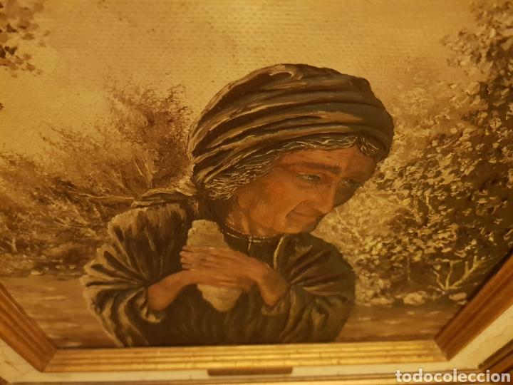 Arte: Cuadros /pareja de ancianos - Foto 6 - 143209146