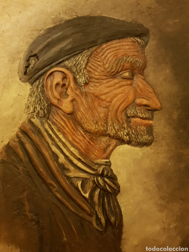 Arte: Cuadros /pareja de ancianos - Foto 9 - 143209146