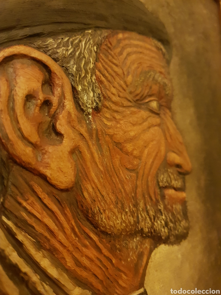 Arte: Cuadros /pareja de ancianos - Foto 10 - 143209146