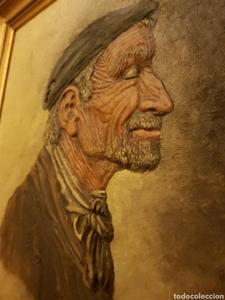 Arte: Cuadros /pareja de ancianos - Foto 12 - 143209146