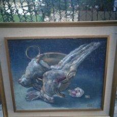 Arte: BODEGÓN (JOSÉ MARÍA FRANCO). Lote 143213268