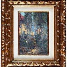 Arte: IVAN IVANOVITCH KOWALSKI, RUSIA, 1839-1937, PRIMAVERA, ÓLEO SOBRE LIENZO. Lote 143213542