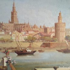 Arte: MANUEL FERNANDEZ. CARMONA (1927). Lote 143372810