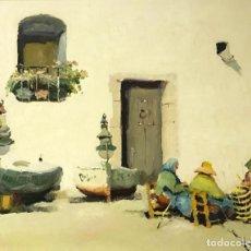 Arte: RAMON POVEDA (1936). Lote 143393846
