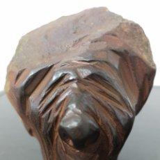Arte: CASTRO, JOSÉ MANUEL ( A CORUÑA, 1959) MUECAS II. PEDRA MORCEÑA. Lote 143581602