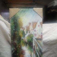 Arte: CALLE VENECIANA (GRAN CALIDAD). Lote 143603841