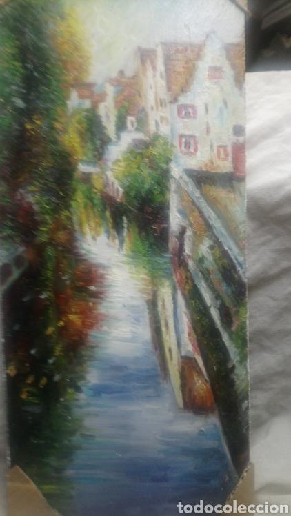 Arte: Calle veneciana (gran calidad) - Foto 2 - 143603841