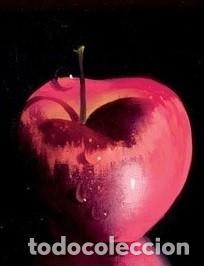 Arte: Bodegón de manzanas. Escuela Francesa. Firmado - Foto 4 - 143747962