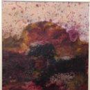 Arte: CÉSAR MANRIQUE (ORIGINAL). AÑO 1986.. Lote 143761666