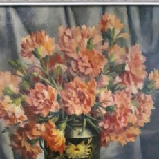 Arte: POUS I PALAU, ANTONI,// LIENZO// ( PINTOR, SIGLO XIX-XX ) DE SABADELL - BARCELONA. Lote 143796406