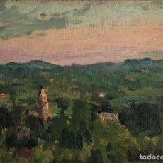 Arte: ELISEO MEIFRÉN ROIG - VALLDEMOSA, MALLORCA . ÓLEO. Lote 143810222