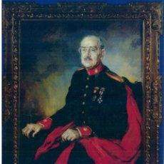 Arte: FERNANDO ALVAREZ DE SOTOMAYOR - RETRATO DEL GENERAL J. GOMEZ ALDECOA. Lote 143886930