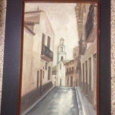 Arte: OLEO E. LÓPEZ FECHADO EN EL 73. Lote 144117062