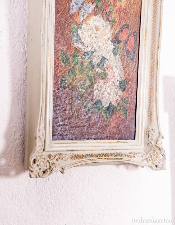 Art: Cuadro De Óleo Antiguo - Foto 3 - 144130506