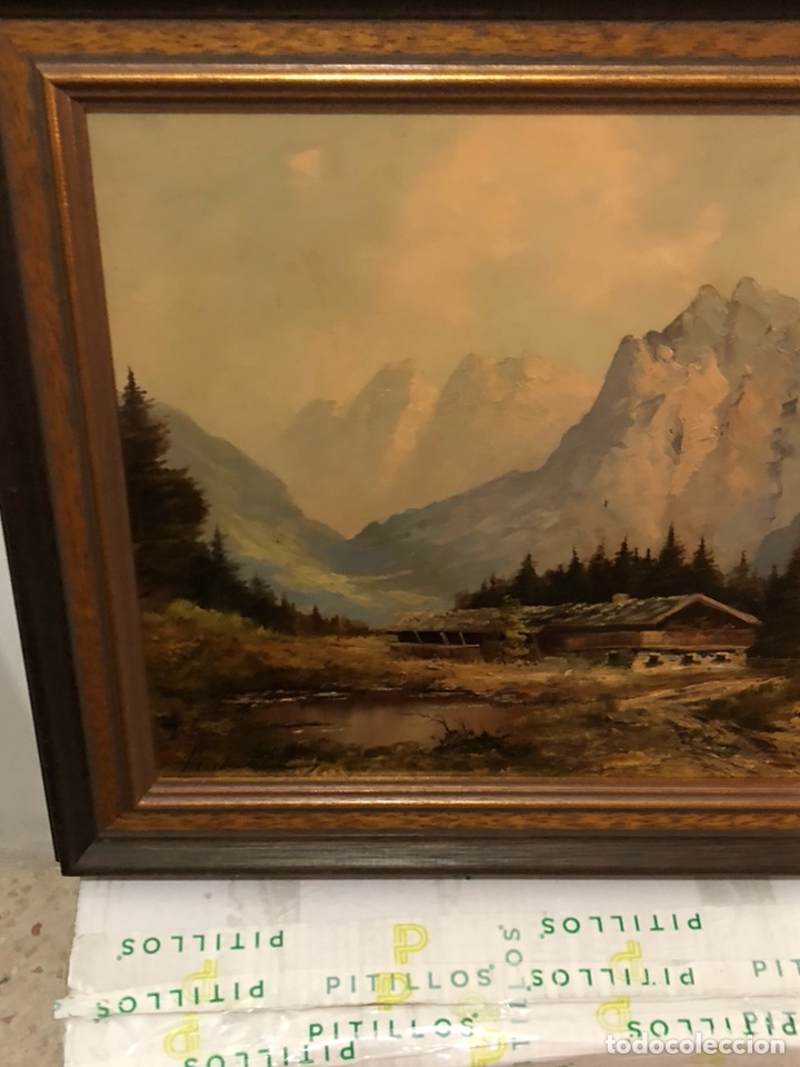 Arte: Precioso óleo sobre lienzo - Foto 2 - 214810635