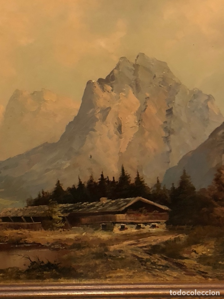 Arte: Precioso óleo sobre lienzo - Foto 3 - 214810635