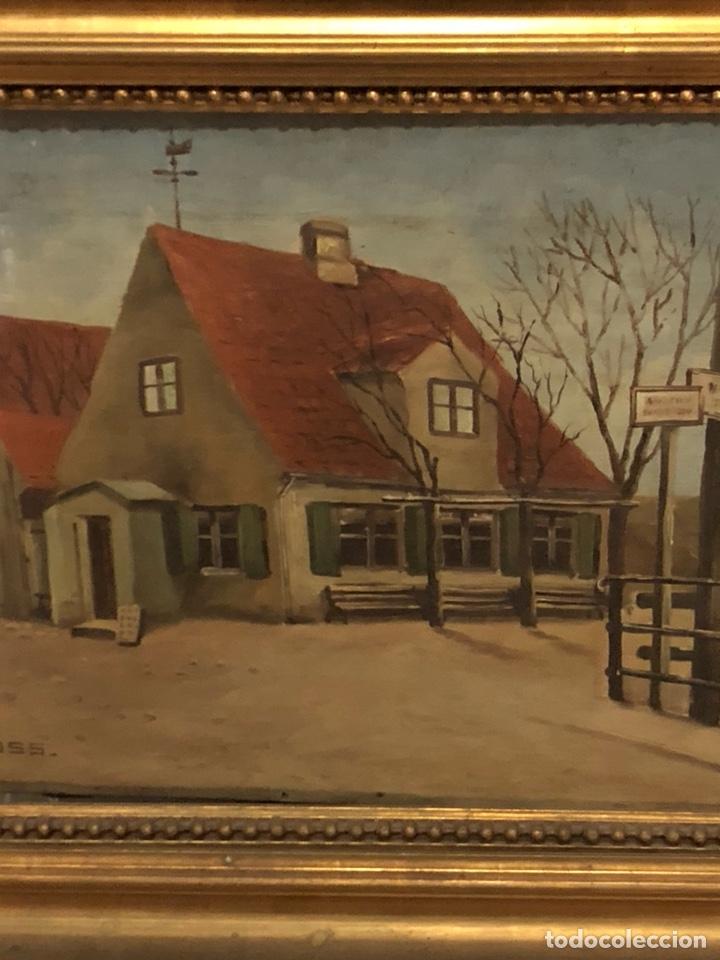 Arte: Precioso óleo sobre lienzo firmado - Foto 2 - 144400346