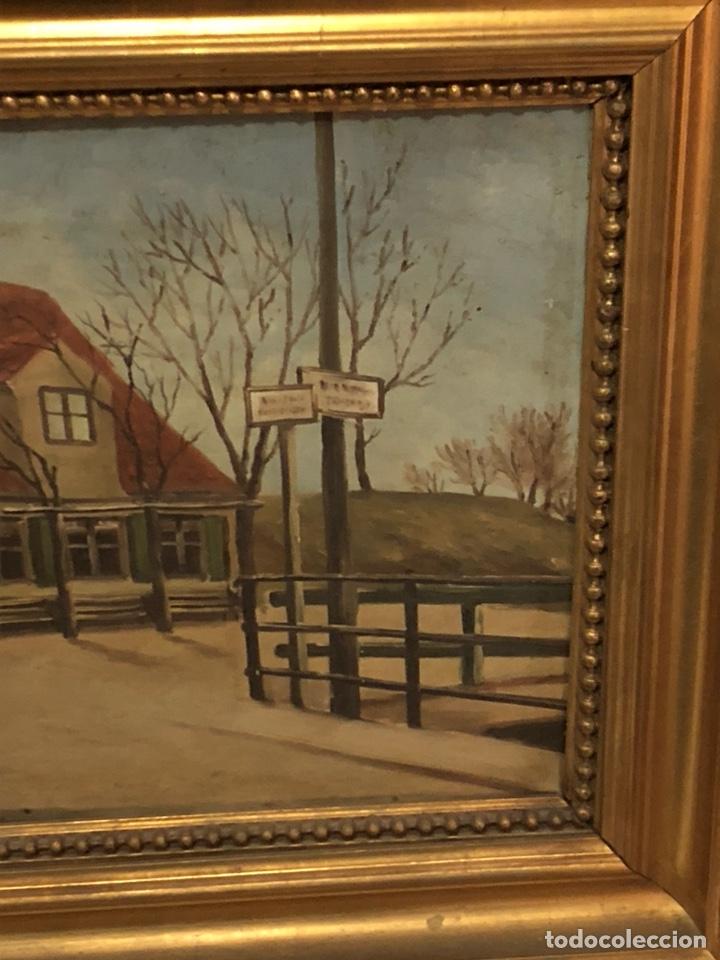 Arte: Precioso óleo sobre lienzo firmado - Foto 3 - 144400346