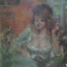 Arte: GRAN BELLEZA DE LOS 70(GRAN CALIDAD). Lote 144568720