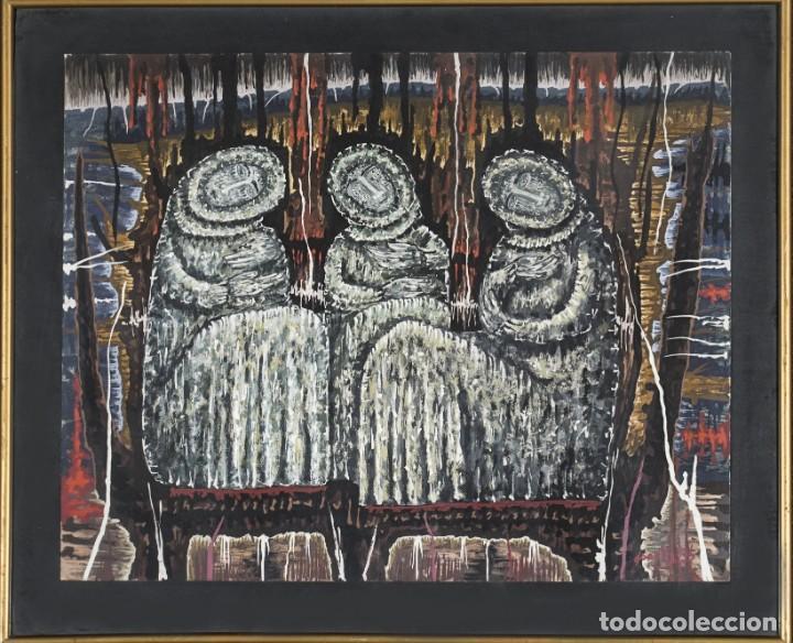 Arte: Joan Brotat Vilanova. Barcelona 1920 - 1990 - Foto 3 - 144573794