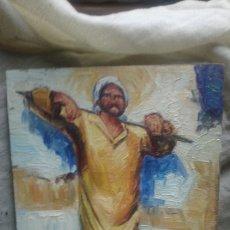 Arte: HOMBRE MEDIO ORIENTE (GRAN CALIDAD). Lote 144576794