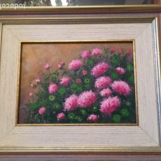 Arte - Cuadro pintado al óleo. - 144598202