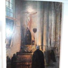 Arte: INTERIOR DE IGLESIA FDO. L.PERICAS. Lote 144594614