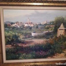 Arte: JOAN VILA ARIMANY SAN LLORENS DE HORTONS. Lote 144730550