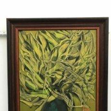 Arte: LES VERTES AGRESIVES, ESCUELA FRANCESA. Lote 144752854