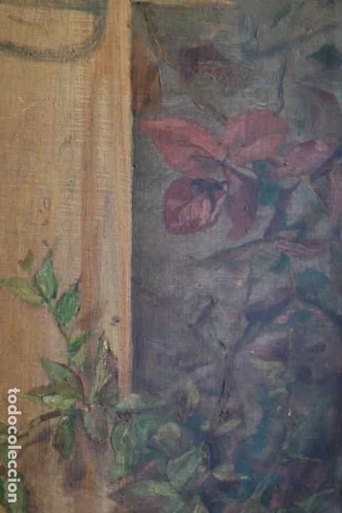 Arte: Bodegón de pájaros. Léopold Dykers (1860-1921) - Foto 5 - 140253898