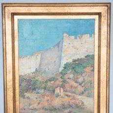 Arte: TOLEDO. RICARDO ARREONDO Y CALMACHE. CELLA(TERUEL) 1850- TOLEDO 1911. DE COLECCIÓN (LEA VALORACION). Lote 145200458