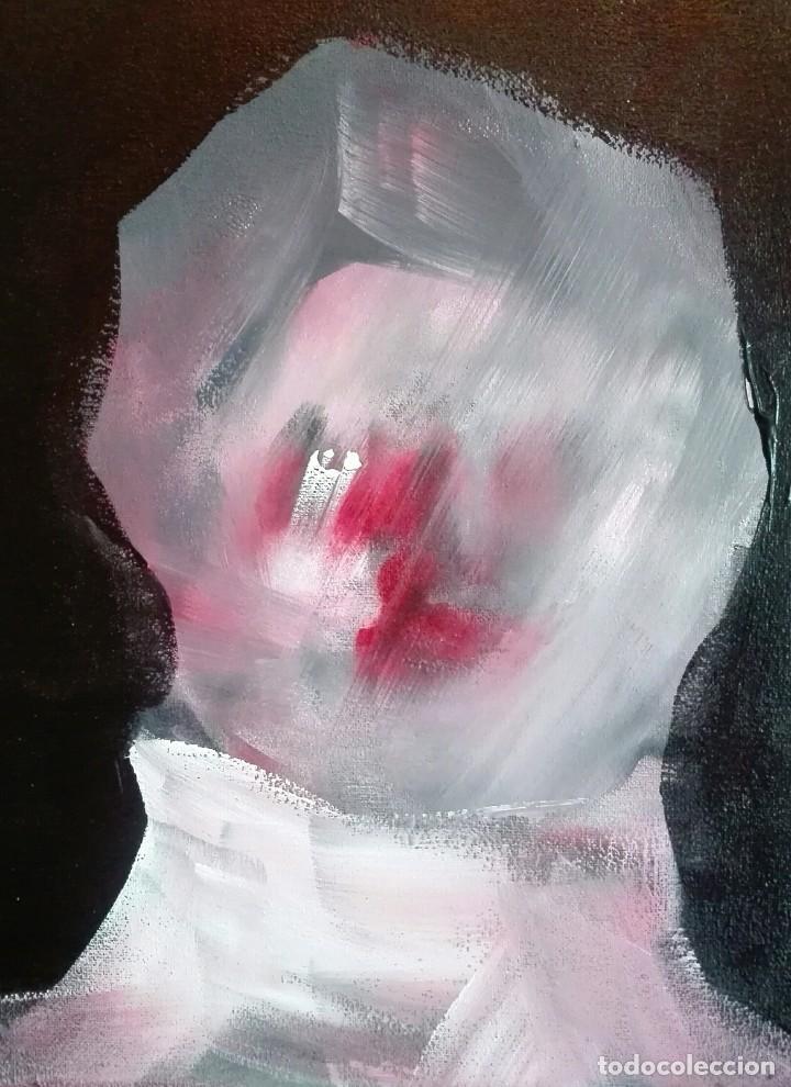 Arte: Acrílico sobre Lienzo. Original. Oscar Sancho Nin - Foto 4 - 145265186