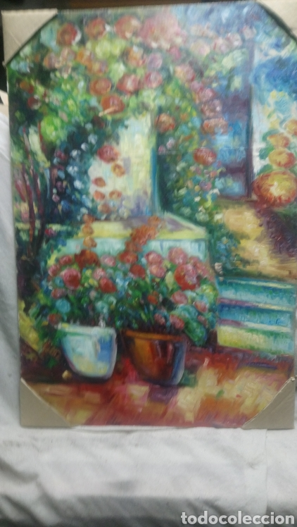 BODEGÓN (GRAN COLORIDO) (Arte - Pintura - Pintura al Óleo Contemporánea )