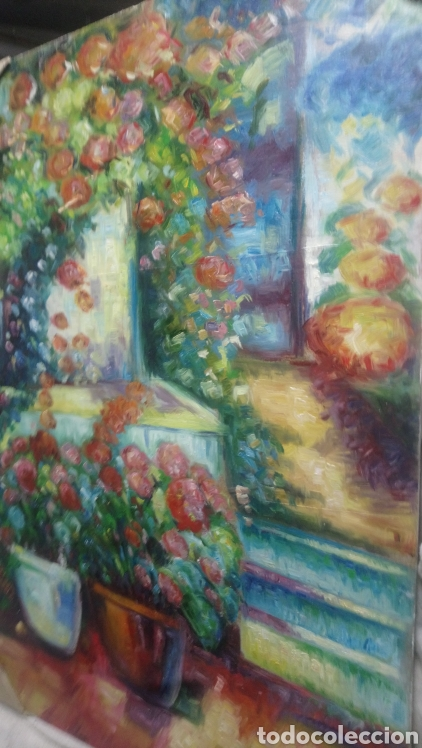 Arte: Bodegón (gran colorido) - Foto 4 - 145380022