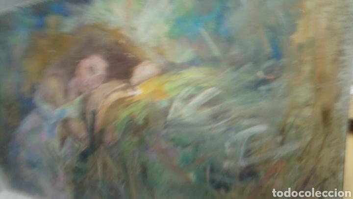 Arte: Mujer descansando (gran calidad) - Foto 5 - 145380090