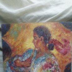 Arte: EN SU SILENCIO(GRAN CALIDAD). Lote 145380153