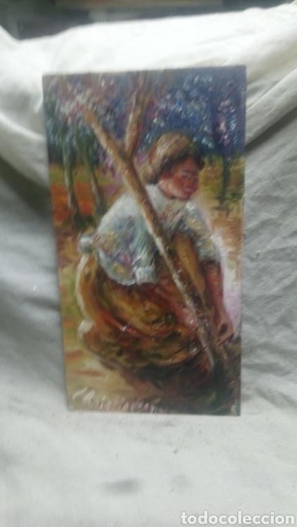 Arte: Junto al arbol(gran calidad) - Foto 5 - 145380221