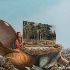 Arte: NATURALEZA MURIENDO, DE JORGE LUIS CHÁVEZ. Lote 145473906