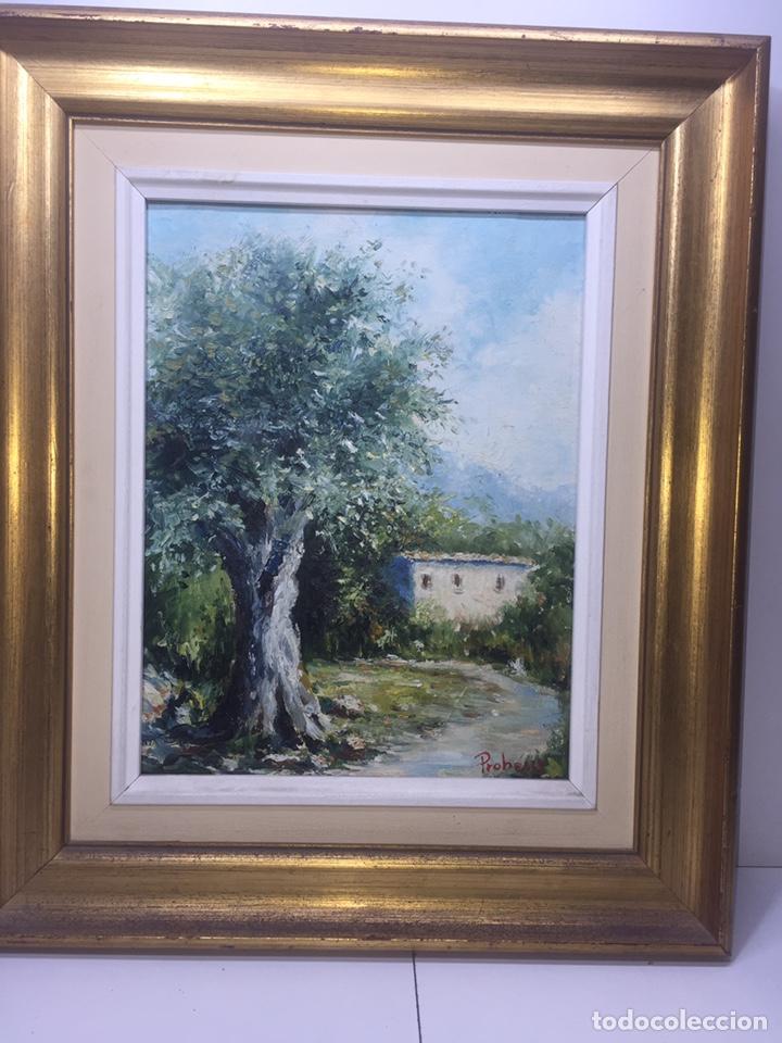 Arte: Óleo sobre tela de Onofre Prohens - Foto 2 - 145703696