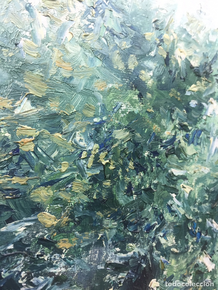 Arte: Óleo sobre tela de Onofre Prohens - Foto 7 - 145703696