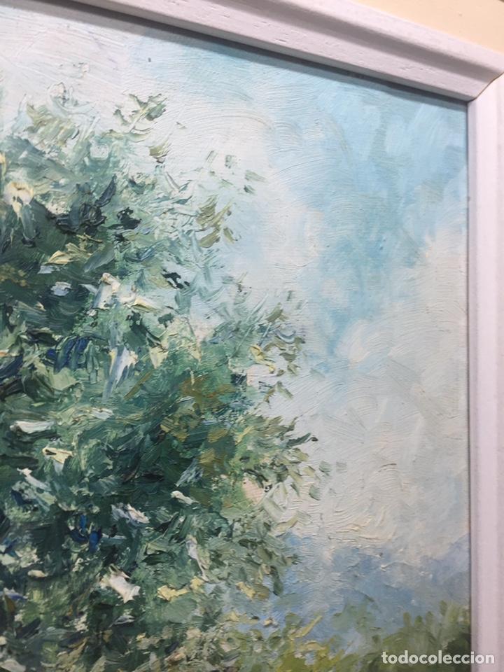 Arte: Óleo sobre tela de Onofre Prohens - Foto 8 - 145703696