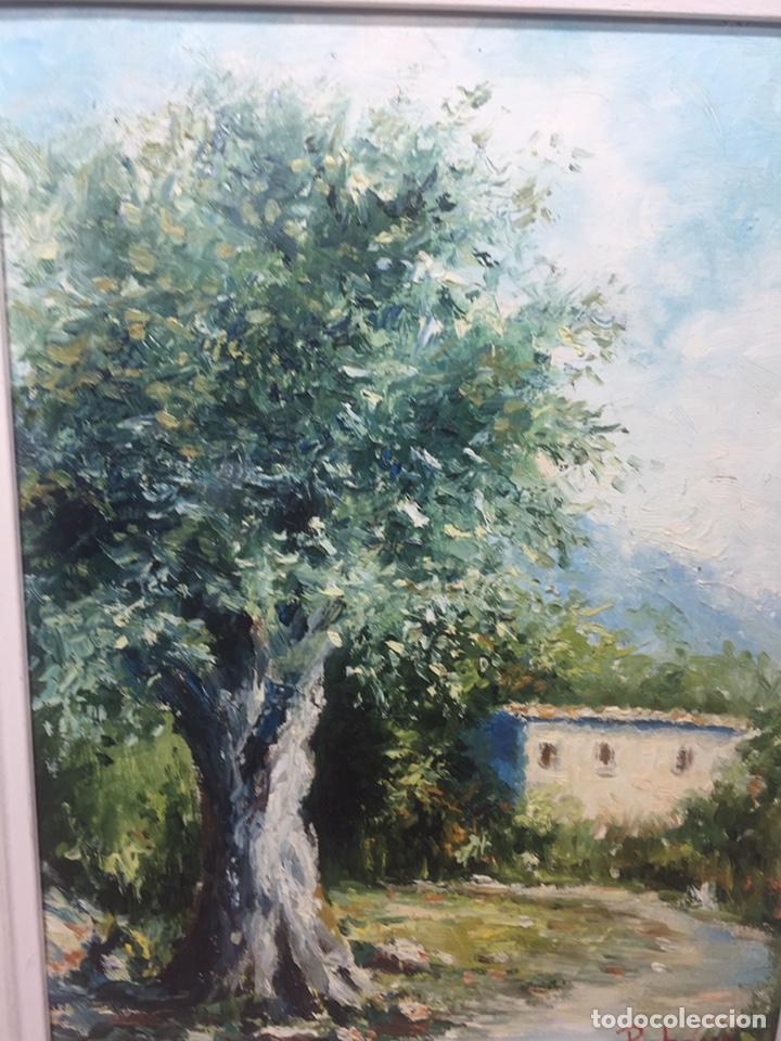 Arte: Óleo sobre tela de Onofre Prohens - Foto 9 - 145703696