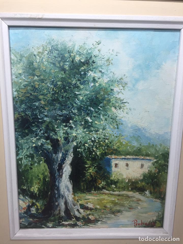 Arte: Óleo sobre tela de Onofre Prohens - Foto 11 - 145703696