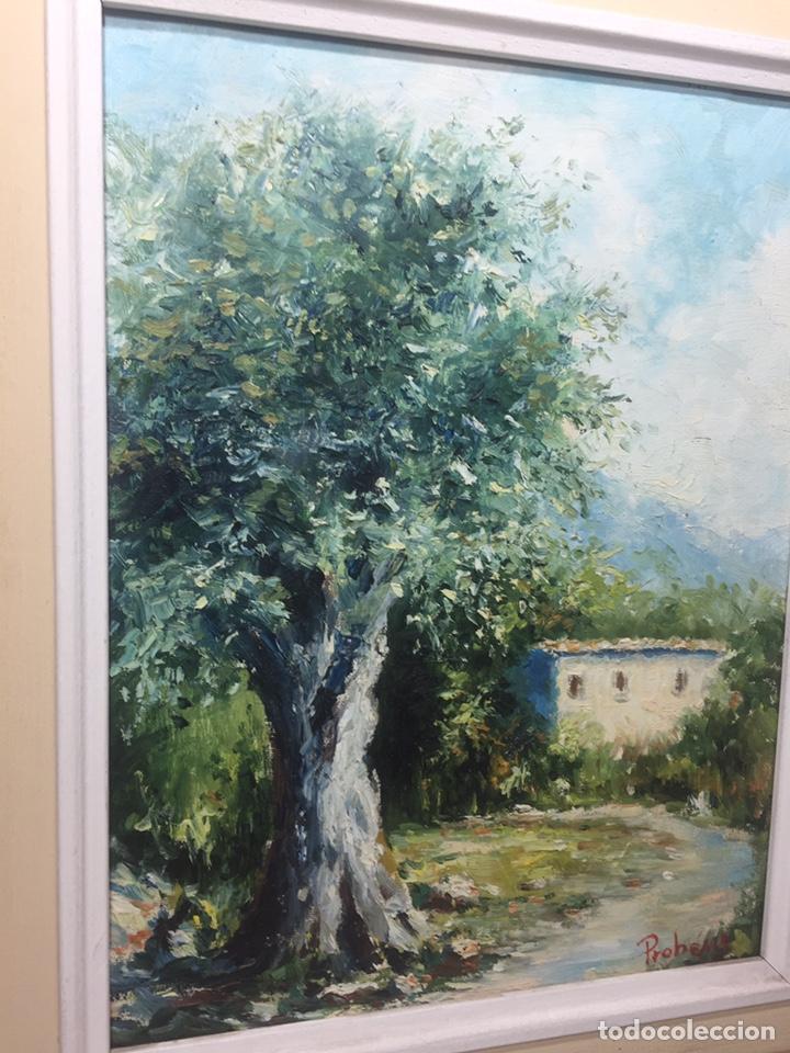 Arte: Óleo sobre tela de Onofre Prohens - Foto 12 - 145703696