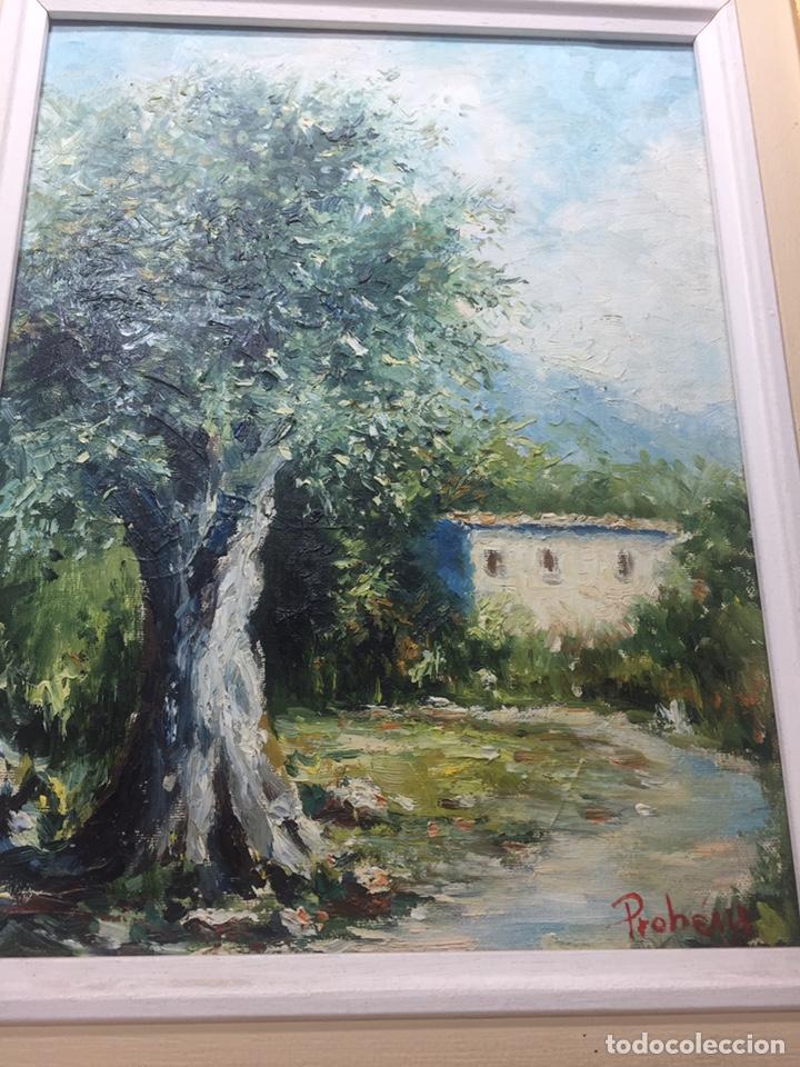 Arte: Óleo sobre tela de Onofre Prohens - Foto 13 - 145703696