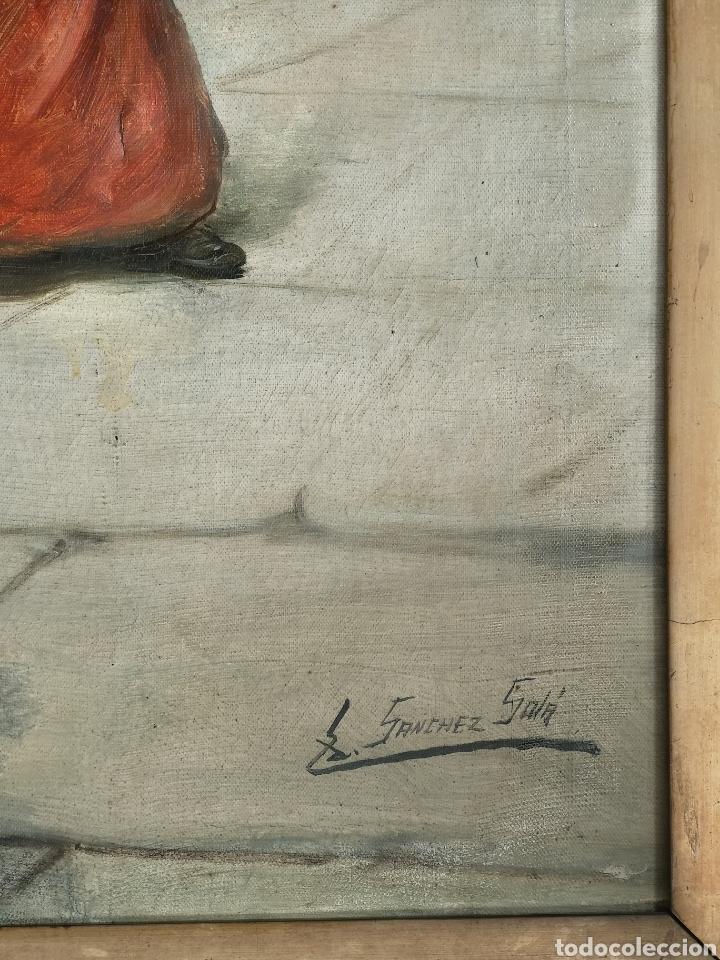 Arte: Eduardo Sánchez Solá (1869-1949) - Monaguillo - Foto 4 - 145725241